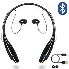 Wireless Running Sports Bluetooth Headphones Headset Stereo Earphone New.
