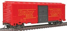Model Train Layout HO 1:87 H0 Scale ModelPower Baby Ruth 40' Boxcar New in BOX