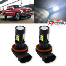 9145 9140 3030 21SMD LED Fog Light Bulb for Ford F-150 1999-2018 F-250 2001-2015