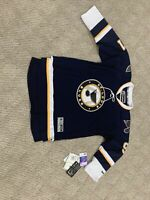 St Louis Blues Authentic Stitched Reebok Vladimir Tarasenko Jersey Youth L / XL
