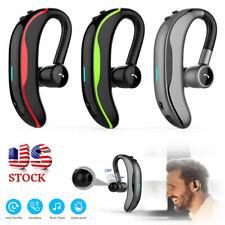 Sport Earphone Ear Hook Wireless Bluetooth Stereo Headsets Hands-free Call Mic
