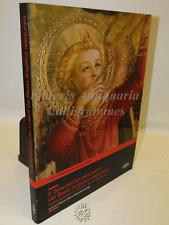 ARTE - Il Tabernacolo dei Linaioli del Beato Angelico restaurato - Edifir 2011