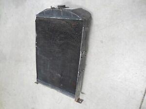 Original 1934 Ford Radiator