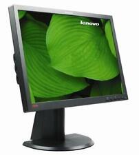 "Lenovo ThinkVision LT2423 24"" FHD 1920 x 1080 Flat Panel Monitor used"