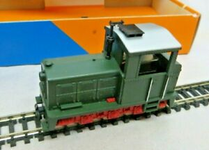 Roco H0e 4150 Diesel Locomotive Field Mine Railway With Front Light Tested Boxed