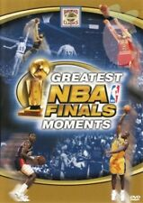 Greatest NBA Baloncesto Finals Moments Madera Dura Classics DVD