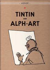Tintin and Alph-Art by Herge (Hardback, 2004)