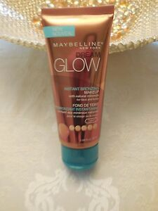 Maybelline Dream Glow Instant Bronzing Makeup- Light 3.04 oz
