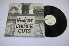 Folk Psych Private Signed! LP WINDROSE Choice Cuts on Windrose
