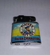 Vintage Players Navy Cut Cigarettes  advertising lighter UNFIRED NICE