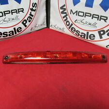 Dodge Ram 1500 2500 3500 Tailgate brake light lamp mopar OEM