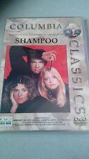 """DVD """"SHAMPOO"""" COMO NUEVA WARREN BEAUTY HAL ASHBY GOLDIE HAWN JUELIE CHRISTIE"""