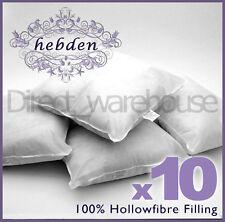 Paquete de 10- 50.8cm x 50.8cm Almohadillas de cojín / INSERTABLE/RELLENO
