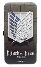 Attack On Titan Scout Regiment Hinge Wallet