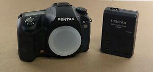 PENTAX K10D 10.2MP Digital SLR Camera - Black (Body Only)
