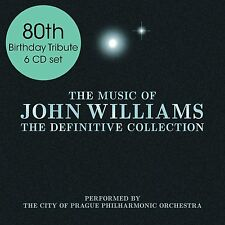 The John Williams Definitive Collection - 6 x CD Boxset - John Williams