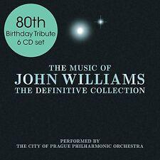 The John Williams Definitive Collection - 6 x CD Boxset - John Williams