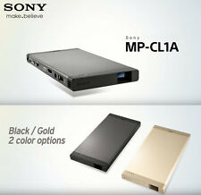 Sony MP-CL1A Mobile Laser Projector Light Source Bluetooth HD Wi-Fi HDMI / Black