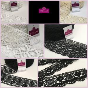 Crochet Cotton Lace Trim M1529