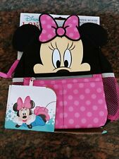 Disney Minnie Mouse Harness Backpack