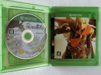 Final Fantasy Type-0 HD Xbox One Square Microsoft From Japan