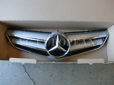 Mercedes-Benz W207 E-Class Genuine Front Hood Grille E350 E550 NEW Coupe & Conv.
