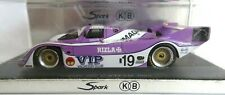 PORSCHE 962 C #19 LE MANS LM 1990 1/43 SPARK KBS017