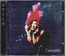 "SYRIA - RARO CD FUORI CATALOGO "" L'ANGELO """