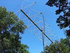 Cubical Quad Antenna for 2 meter 144/148 mhz. **9 ELEMENT**