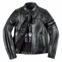 New Dainese Freccia 72 Leather Jacket Men's EU 52 Black #153377463152