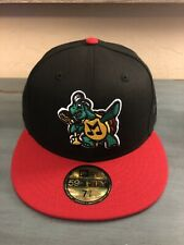 Memphis Redbirds Turtles New Era 59Fifty Hat 7 3/8 MiLB Cardinals Brand New!