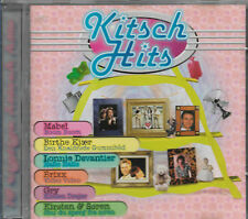 Kitsch Hits Lots of Danish entry's/pre selection songs CD Eurovision Denmark