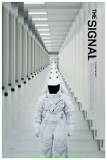 THE SIGNAL MOVIE POSTER DS ADVANCE 27x40 Laurence Fishburne Olivia Cooke 2014