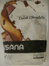 USANA Dutch Chocolate Nutrimeal 540 Gr / 1.3 lbs Protein Powder Meal Replacement