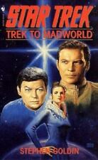 Star Trek: Trek to Madworld by Stephen Goldin (1984, Paperback)