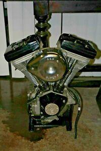 Evo motor w/ S&S carb 1986 FXRD Harley Evolution FXR FXRT FXRP FXLR EPS23961