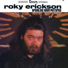 Roky Erickson : Gremlins Have Pictures Vinyl (2013) ***NEW***