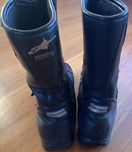 motorcycle boots mens