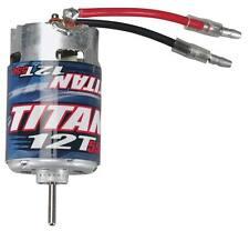 Traxxas 3785 Titan 550 12 Turn 12T Motor Bandit/Rustler/Bandit/Rustler Motor