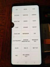 Ecran LCD SAMSUNG GALAXY S8 G950 - vitre cassée + défaut - S8-1