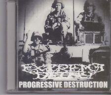 Extreme Decay-Progressive Destruction cd album