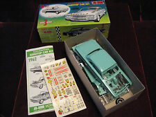 MIB 1st ORIG VTG 1962 Oldsmobile F-85 JO-HAN USA 3in1 Model/Kit 4162 PRISTINE A+