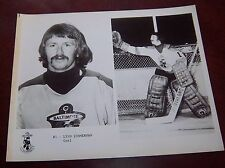 Baltimore Clippers lynn Zimerman 1970's  from the Woody Ryan Collection