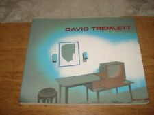 David Tremlett- If Walls Could Talk 1995-2000 catalog.RARE SIGNED COPY, P/B 2001