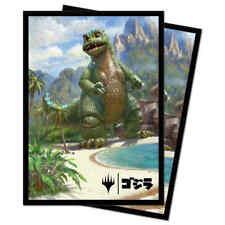 Ultra Pro 100 Matte Magic Ikoria Sleeves BABYGODZILLA RUIN REBORN Karten-Hüllen