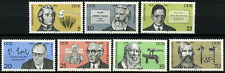 East Germany DDR 1978 SG#E2051-7 Celebrities MNH Set #D59974