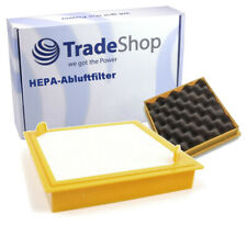 HEPA-abluftfilter para Hoover trts 2065011 526 609 trts 2066011 434 522