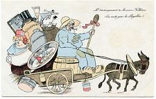 POLITIQUE FRANçAISE. FRENCH POLICY. LE DéMéNAGEMENT DE FALLIèRES.