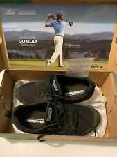 New listing Skechers Go Golf MAX Fairway 2 Golf Shoes - Black - Size 10