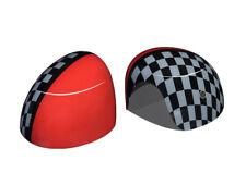 For MK3 MINI Cooper JCW F54 F55 F56 F57 F60 F61 Door Side Mirror Cover Caps